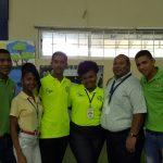 Alumnos de Panamá experimentan el riego con agua de mar