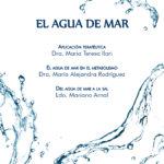 Ya está disponible el nuevo libro «El agua de mar»