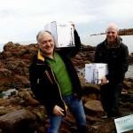 Una nueva empresa envasa agua de mar en España
